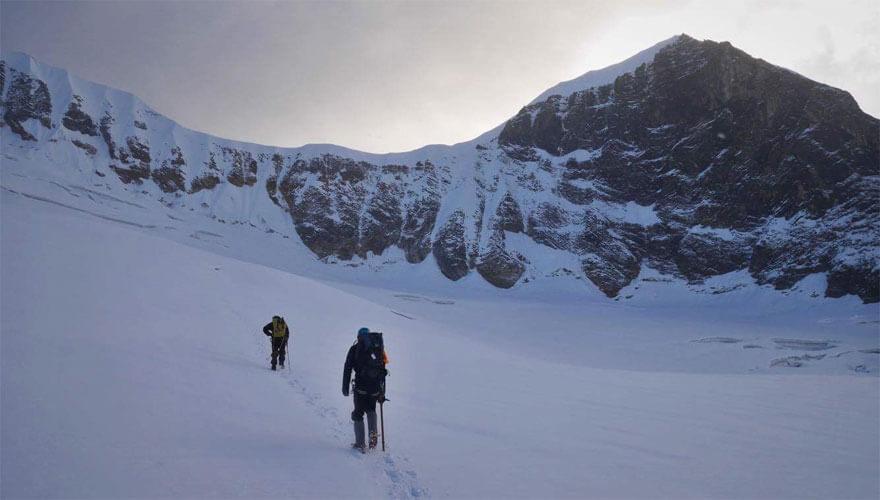 Tharpuchuli-peak