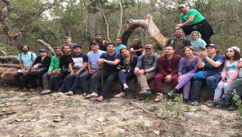 Chitwan Group Photo