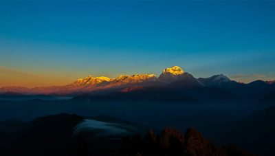 Nagarkot-sunset
