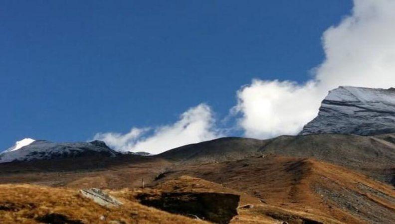 Tharpuchuli Peak view